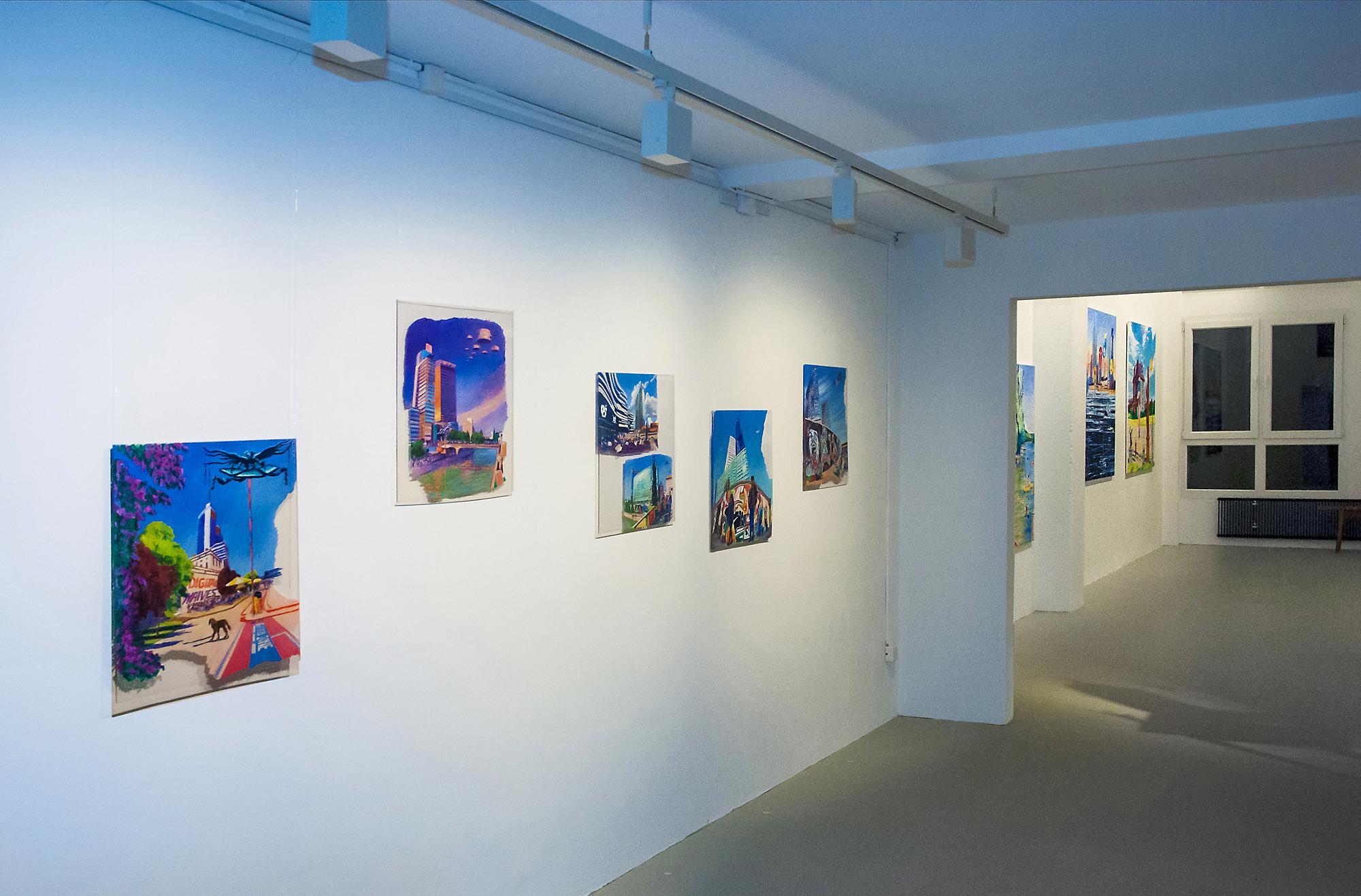 Galerie Mera | Anna Meyer 2017 I