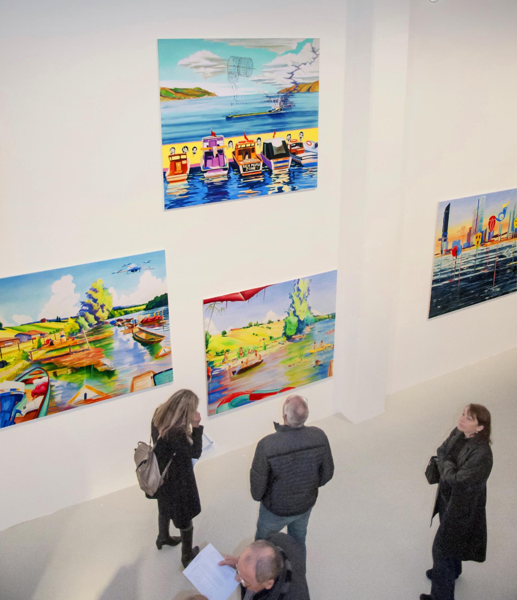 Galerie Mera | Anna Meyer 2017 II