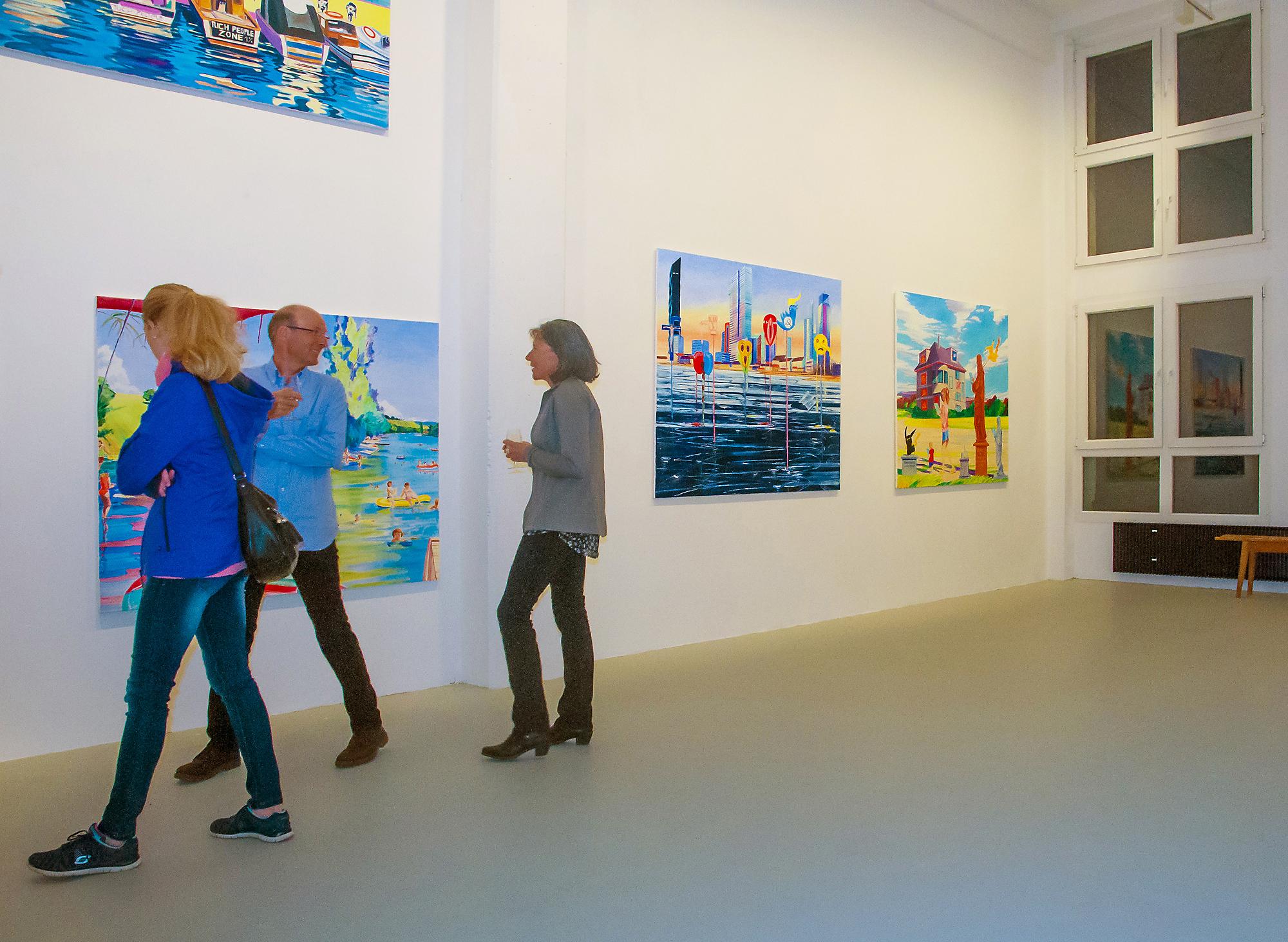 Galerie Mera | Anna Meyer 2017 III