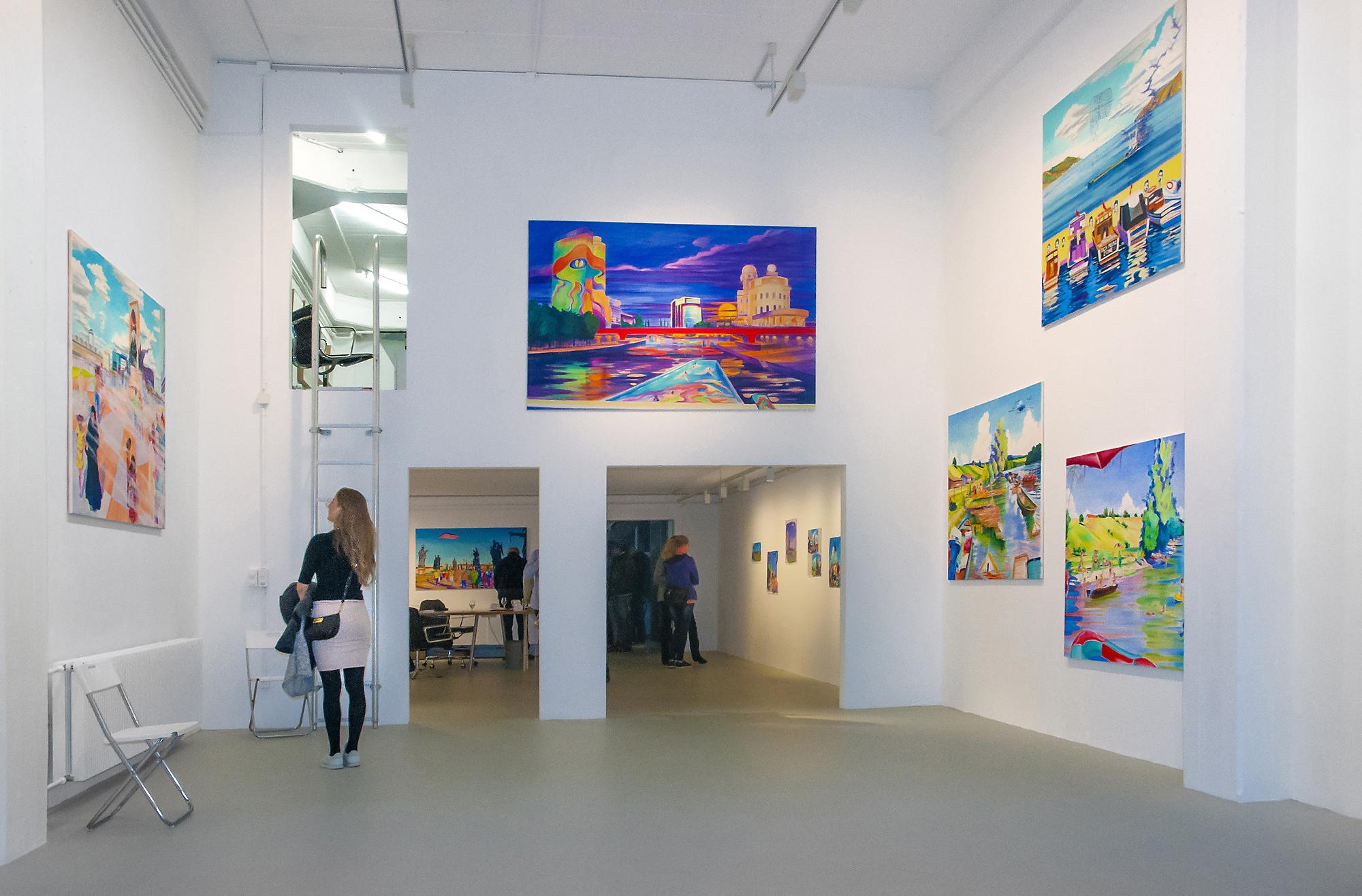Galerie Mera | Anna Meyer 2017