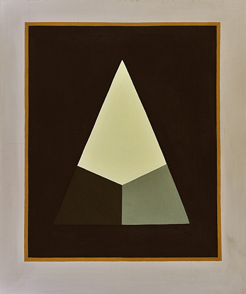 1985.20 Eckehart III Tempera/Holz 65x55