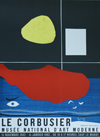 PLAKAT MUSÉE NATIONAL D'ART MODERNE, 1962