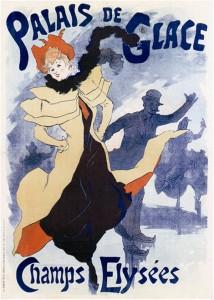 Jules Chéret «Palais de Glace – Champs Elysées»