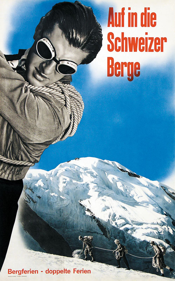 Hans Aeschbach, 1951: Schweizer Berge