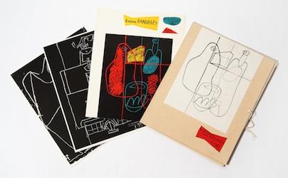 Le Corbusier - Portfolio Panurge (rhodoid-lithos)