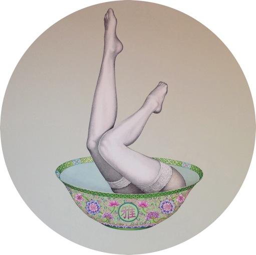 Xu_Ying-Graceful-2013-Durchmesser_60cm