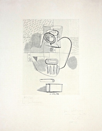 Le Corbusier - Nature morte