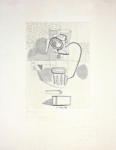 Le Corbusier - Nature morte