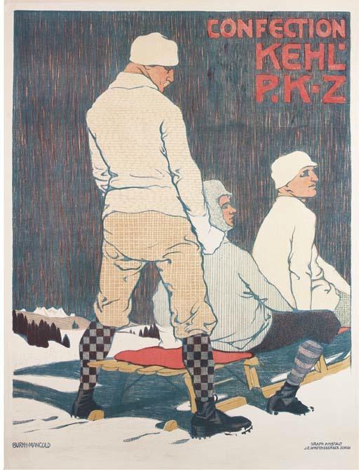 Mangold, 1909