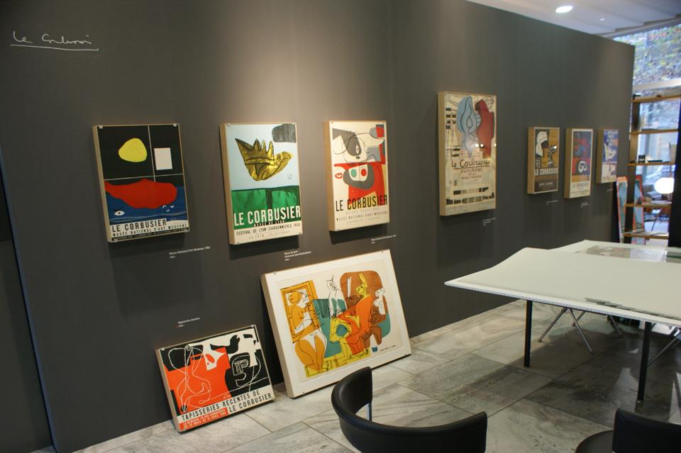LE CORBUSIER : Galerie mera
